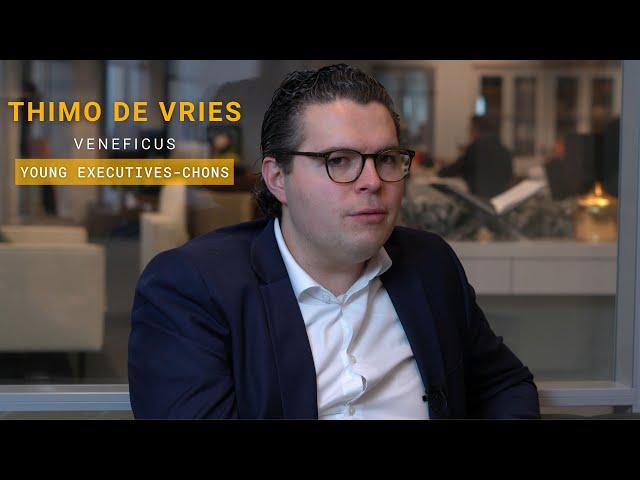 Thimo de Vries - Young Executives #CHONS - Sociëteit Vastgoed