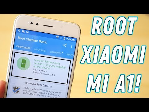 How to Root Mi A1! Unlock Bootloader, TWRP Recovery, Magisk ROOT
