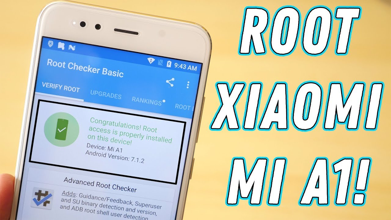How to Root Xiaomi Mi A1 & Install TWRP Recovery | 3 Working