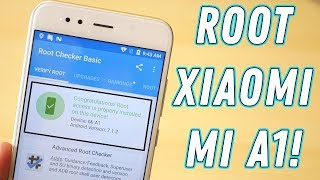 How to Root Mi A1! Unlock Bootloader, TWRP Recovery, Magisk ROOT!