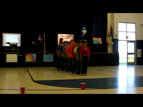 022.MOV Party Rockers open the ICS Dance-a-thon  for The Matheny School