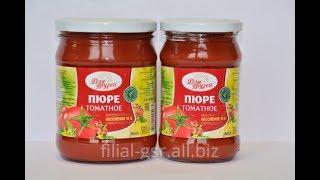 Чем отличается томатное пюре от томатной пасты / от шеф-повара / Илья Лазерсон / Кулинарный ликбез
