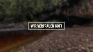 HILLSONG WORSHIP - Wir vertrauen Gott / In God We Trust (Lyric Video German)