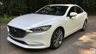 2018 Mazda6 2.5T Signature – A Much Needed Power Upgrade