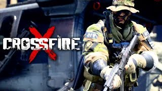 CrossfireX - Official First Gameplay Teaser | X019