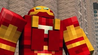 Marvels Avengers: Age of Ultron – Minecraft Animation Trailer