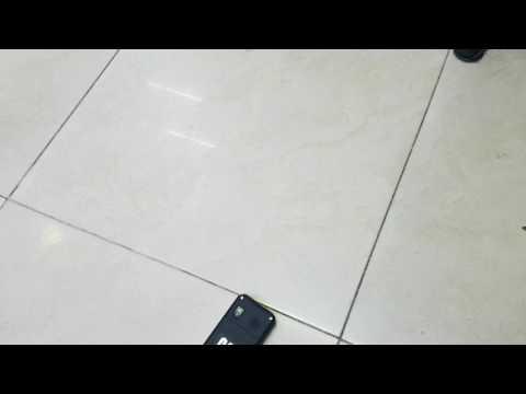 Cat B30 Drop Test