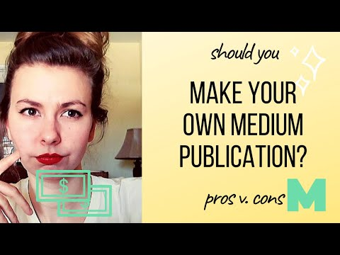 How to earn money with a publication on Medium!