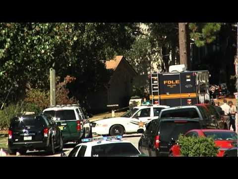 Escambia County Deputies Shot