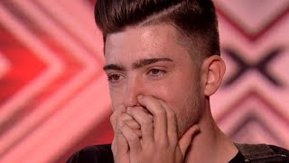 Christian Burrows - SENSATIONAL voice makes JUDGES CRY - Auditions 1 - The X Factor UK 2016