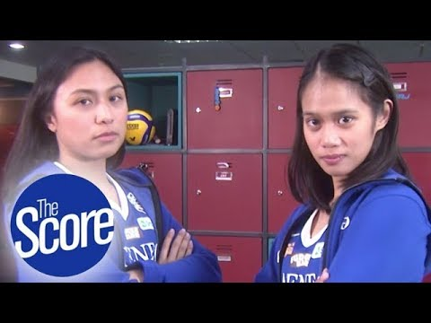 Jho Maraguinot And Jamie Lavitoria Are Back With The Ateneo Lady Eagles | The Score