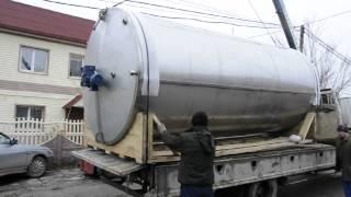 видео Заквасочник ОЗУ для молока