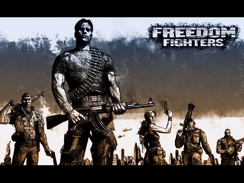 Freedom Fighters - Walkthrough - Part 3