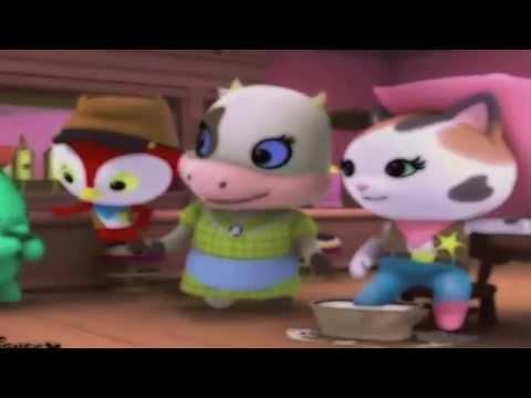 """Sheriff Callie En Español  """"La Lora Perdida De Priscilla"""""""