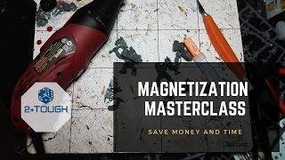 Magnetization Masterclass - Magnętize Warhammer Miniatures
