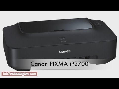 CANON PIXMA IP2700 WINDOWS 7 DRIVERS DOWNLOAD (2019)