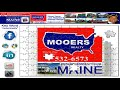 Country Homes For Sale In Maine | 479 Drews Mill RD Linneus ME MOOERS REALTY #8367