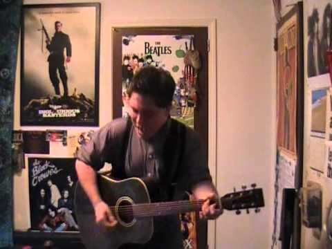Cold Water-Tom Waits cover