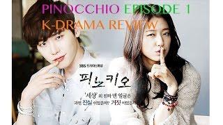 Pinocchio (피노키오) Episode 1 K-Drama Review