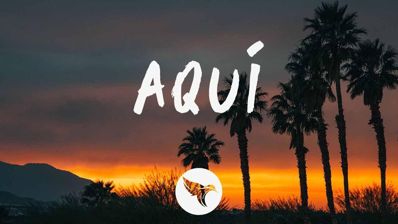 AriBeatz, Ozuna, Soolking - Aquí (Letra/Lyrics)