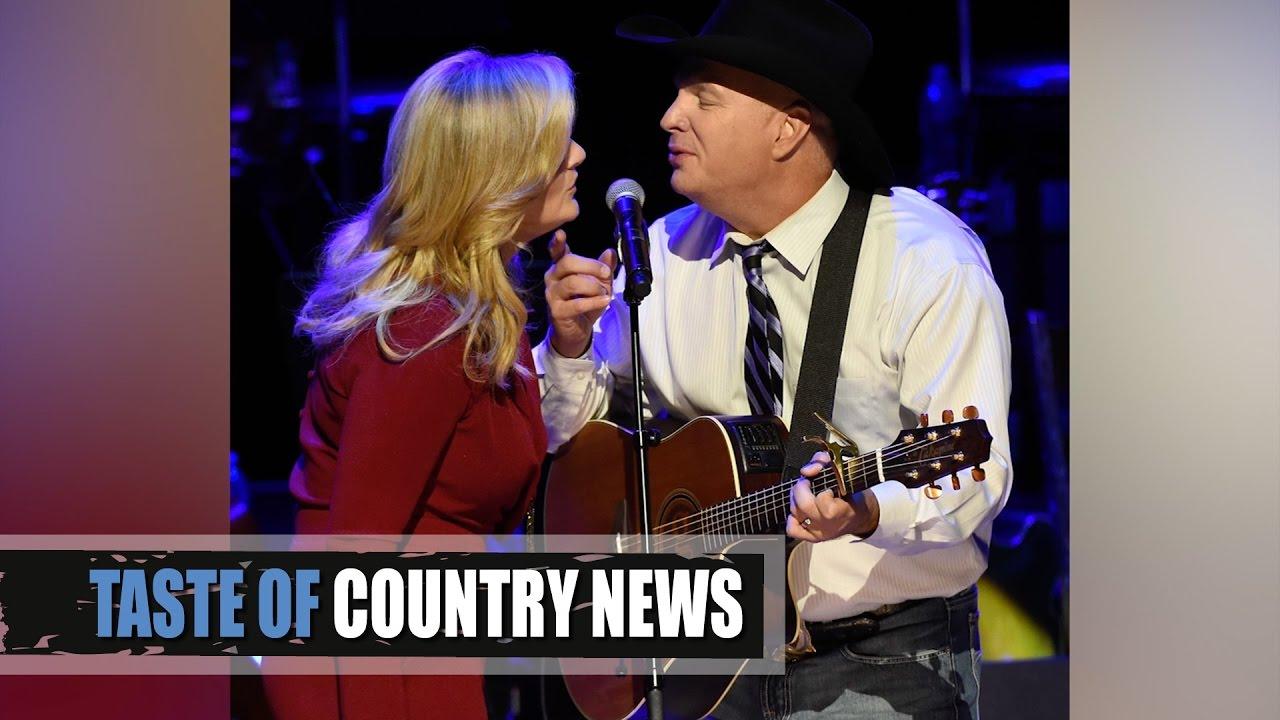 Garth Brooks, Trisha Yearwood Reveal Christmas Duets Album - YouTube