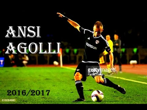 Ansi Agolli - Skills & Assists ● Qarabag | 2016/2017 HD