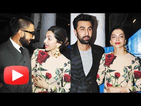 Deepika Padukone, Ranveer Singh, Alia Bhatt at Tamasha Success Party Mp3