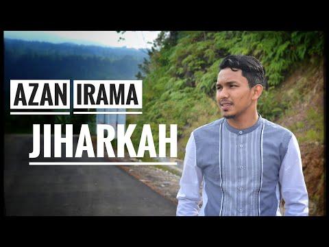 AZAN MERDU MADINAH IRAMA JIHARKAH + 'AJAM HAFIZ ALMANSURI