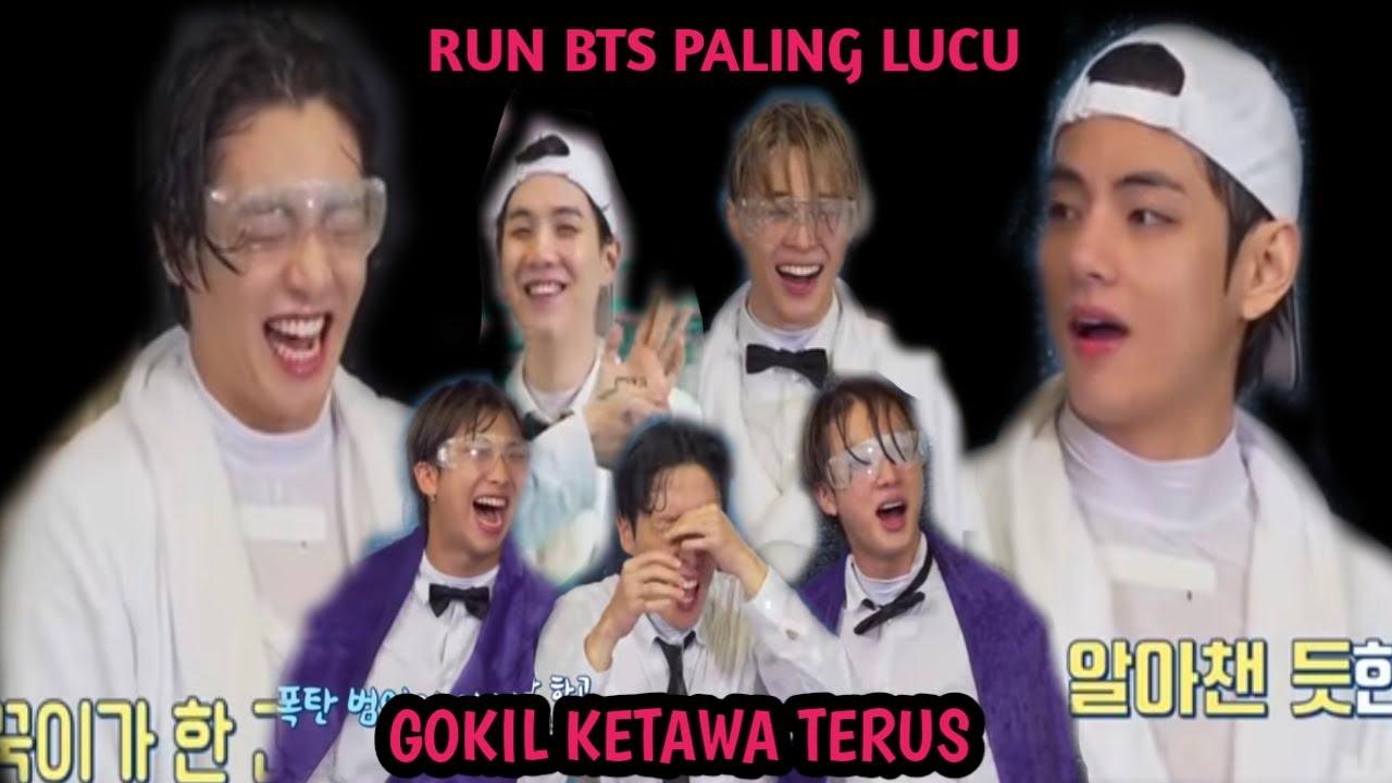 Download RUN BTS PALING LUCU GOKIL KETAWA TERUS