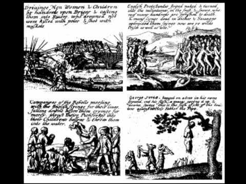 The 1641 Rising in Cavan   William Gibbs