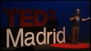 Visualizing the impossible: Alejandro Tamayo at TEDxMadrid