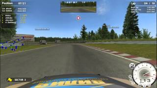 Race Injection gameplay PC online - WTCC race in Anderstorp #2