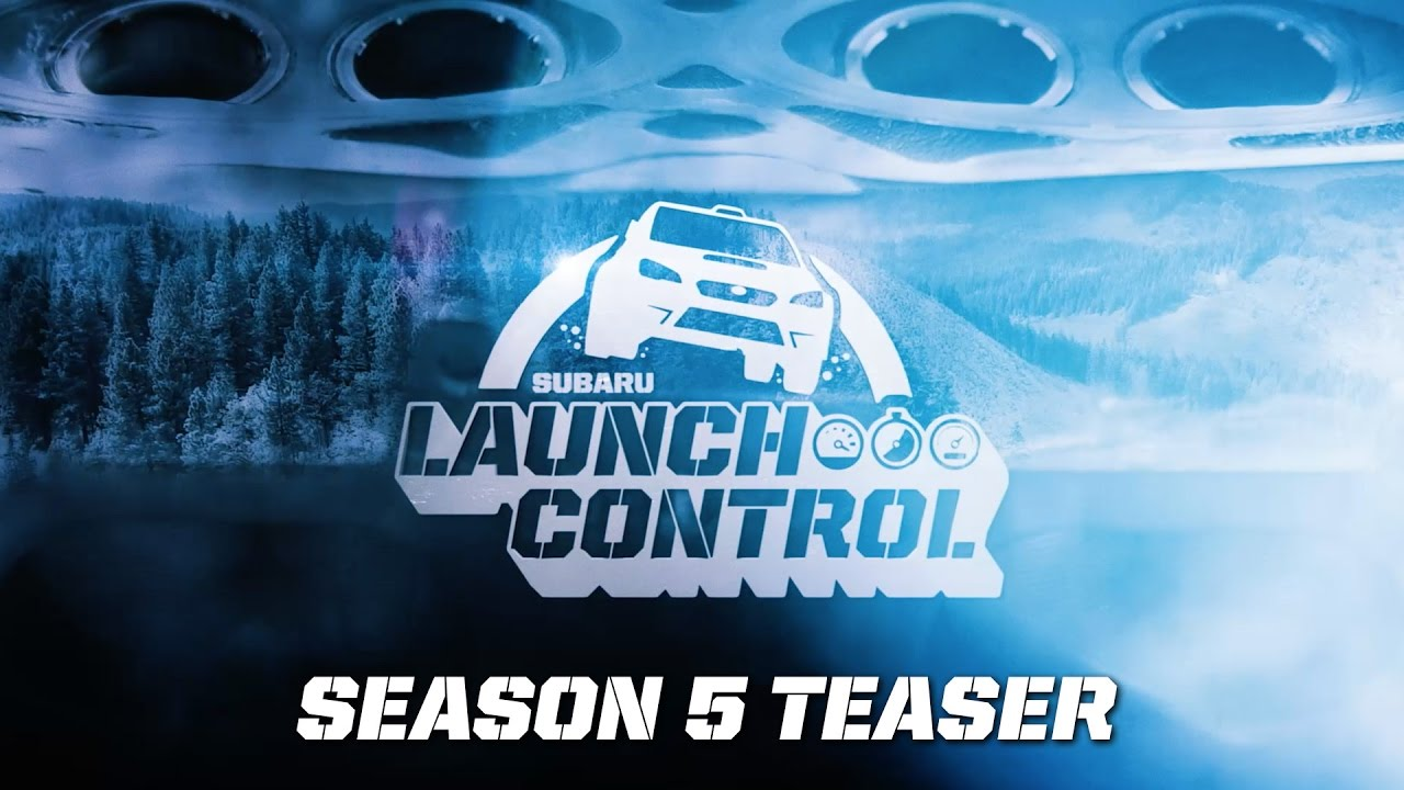 Subaru Launch Control >> Subaru Launch Control - Season 5 begins May 31 - YouTube