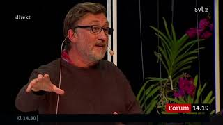 Janne Josefsson: Beröringsskräck, del 3