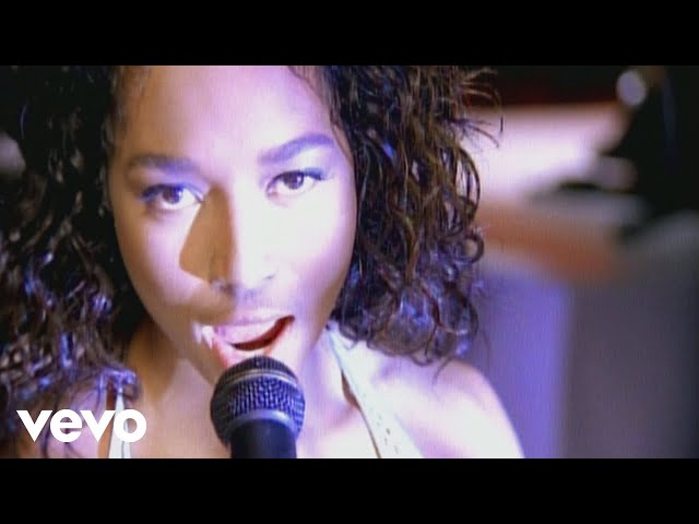 TLC - Diggin' On You (Official HD Video)
