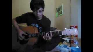 nyanyian kode fingerstyle guitar