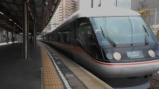 特急ワイドビューしなの11号・千種駅を発車