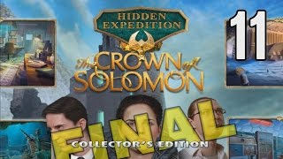 Hidden Expedition 7: The Crown of Solomon CE [11] w/YourGibs, Arglefumph - CASTLE GRAVE - ENDING