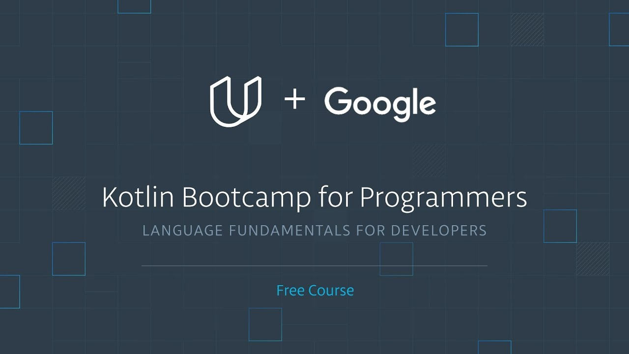 Android Developers Blog: Learn Kotlin Fast with new Kotlin Bootcamp