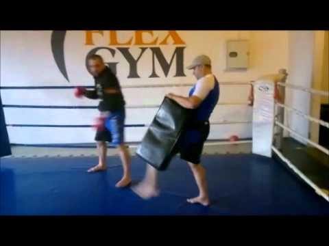 Blog Marcina Naruszczki: praca nad stójką do MMA