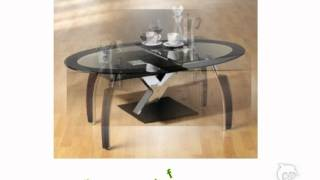Black Glass Coffee Tables - Special Offers In Uk