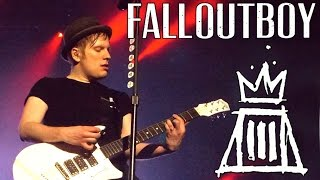 Fall Out Boy on the MONUMENTOUR - Full Concert