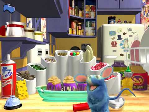 Bear in the Big Blue House: Bear's Imagine That! Walkthrough