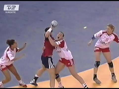 European Women's Handball Championship 2004 final, Norway-Denmark