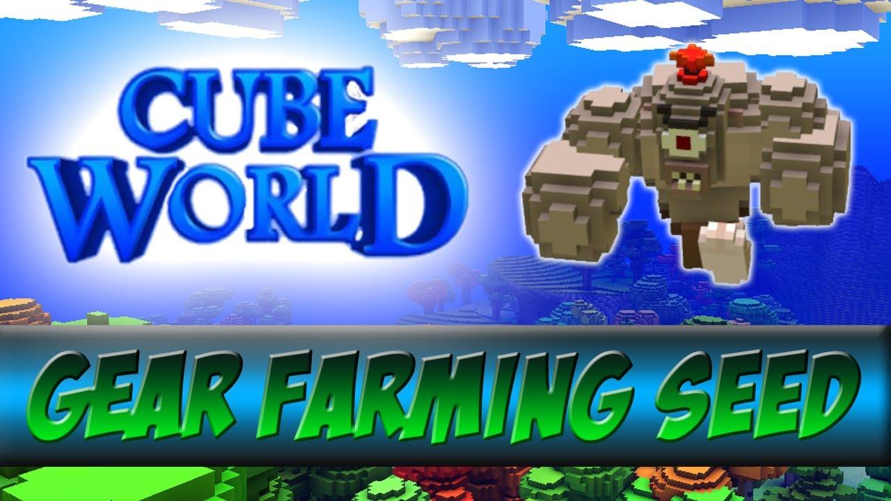 Cube world seed powerlevel 90 legendary gear farm youtube cube world seed powerlevel 90 legendary gear farm gumiabroncs Choice Image