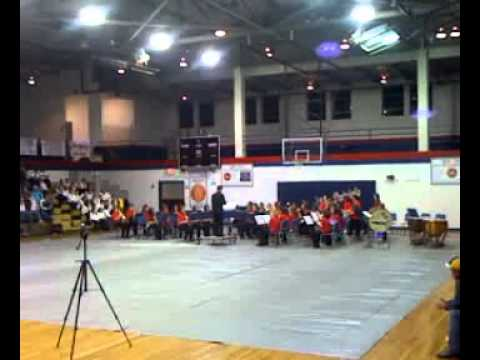 Robert L Bland Middle School Band 2011 #4