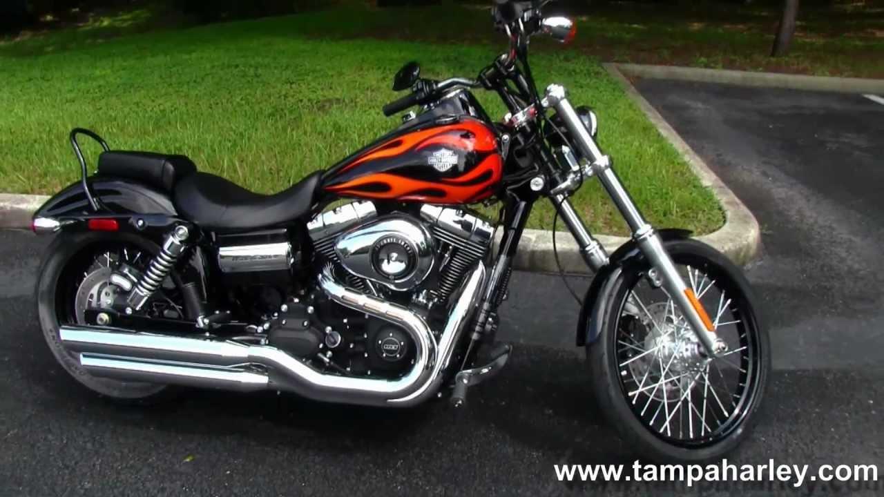 Harley Davidson Dyna Wide Glide Fxdwg