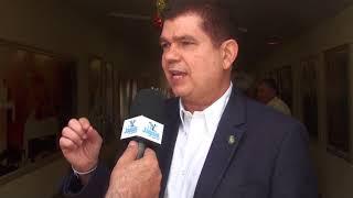 Mauro Filho esclarece sobre estrada Ererê divisa Rio G Norte e Potiretama a Rodolfo Fernandes