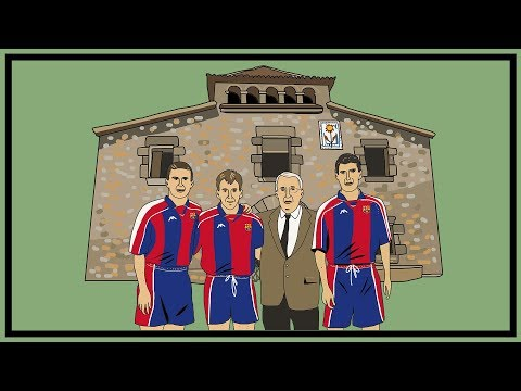 La Masia: The History of Barcelona's Academy