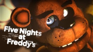 Gambar cover [SFM FNAF] Five Nights at Freddy's 1 Song by TheLivingTombstone